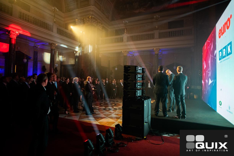 20th Anniversary of EURO magazine - Quix event agency